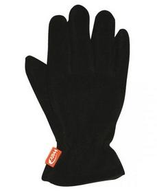 Распродажа*! Перчатки флисовые Wind X-treme Gloves 001 черные - M