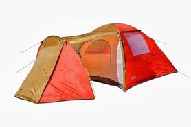 Палатка шестиместная (4+2) Coleman Alpha 2 10-36