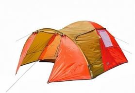 Фото 2 к товару Палатка четырехместная Coleman Alpha 2 10-36