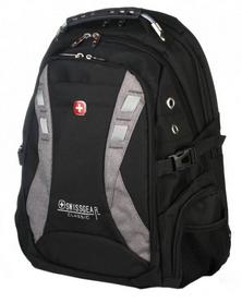 Рюкзак городской Victorinox SwissGear 9371-GR, 30 л, серый
