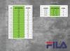 Коньки роликовые раздвижные детские Fila 2015 J-one Combo 3 Set blk/blue/red 010615150 синие - фото 6