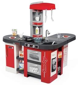 Кухня интерактивная Tefal Studio со звуковым эффектом Smoby Toys красная
