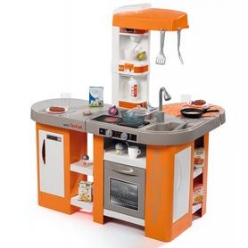 Кухня интерактивная Tefal Studio со звуковым эффектом Smoby Toys оранжевая