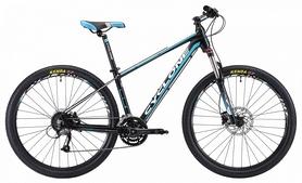 "Велосипед горный Cyclone LLX-650b 2018 - 27,5"", рама - 15,5"", синий"