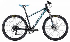 "Велосипед горный Cyclone LLX-650b 2018 - 27,5"", рама - 17"", синий"