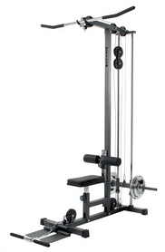 Блок для мышц спины (верхняя и нижняя тяга) Finnlo Multi Lat Tower 3877