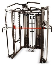 Блочная рама (кроссовер) Finnlo Maximum/Inspire Smith Cage System 3555