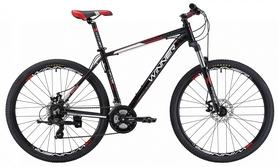 """Распродажа*! Велосипед горный Winner Impulse 2018 - 27,5"""", рама - 17"""", черно-красный"""