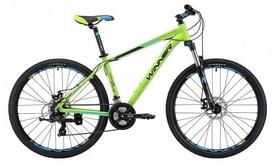 "Велосипед горный Winner Impulse 2018 - 27,5"", рама - 19"", зеленый"