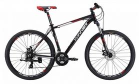 """Велосипед горный Winner Impulse 2018 - 27,5"""", рама - 19"""", черно-красный"""