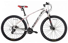 """Велосипед горный Winner Drive 2018 - 29"""", рама - 20"""", белый"""