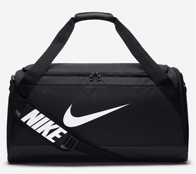 Сумка спортивная Nike Brasilia Medium Duffel Black