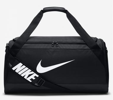 Сумка спортивная Nike Brasilia Medium Duffel Black