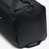 Сумка спортивная Nike Brasilia Medium Duffel Black - Фото №4