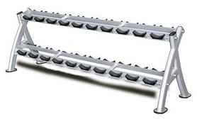 Стойка для гантелей (16 пар) True & Paramount XFW-4700-16