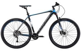 """Велосипед горный Cyclone ALX 2018 - 29"""", рама - 22"""", синий"""