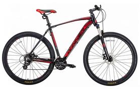 """Велосипед горный Winner Impulse 2018 - 27,5"""", рама - 18"""", красный"""