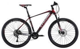 """Велосипед горный Cyclone LX-650b 2018 - 27,5"""", рама - 17"""", красный"""