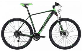 "Велосипед горный Winner Epic 2018 - 29"", рама - 18"", зеленый"