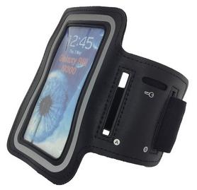 Чехол для телефона наручный Tunturi Telephone Armband, черный