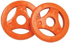 Диски обрезиненные для BodyPump Tunturi Aerobic Disk, 2 шт по 0,5 кг