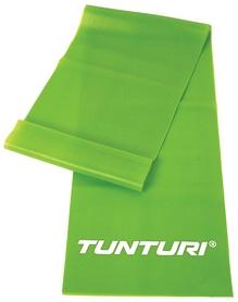 Лента для йоги/пилатеса Tunturi Resistance Band Light, зеленая