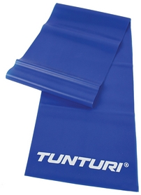 Лента для йоги/пилатеса Tunturi Resistance Band Light, синяя
