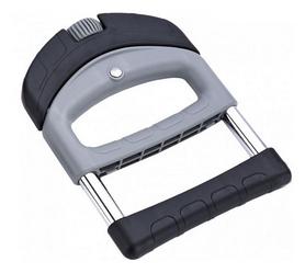 Эспандер кистевой Tunturi Adjustable Power Grip Heavy, черно-серый
