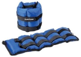 Утяжелители-манжеты Tunturi Variable Arm/Leg Weights, 2 шт по 2,25 кг