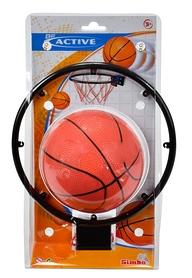 Набор игровой Баскетбольная корзина Simba Toys