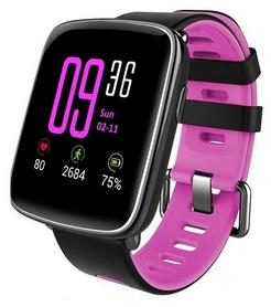 Часы умные SmartYou Х1 Sport Black-Pink SWX1SBLP