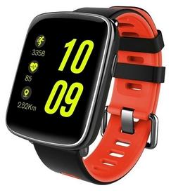 Часы умные SmartYou Х1 Sport Black-Red SWX1SBLR