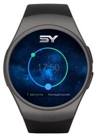 Часы умные SmartYou S1 Black/Black SWS1BLBL