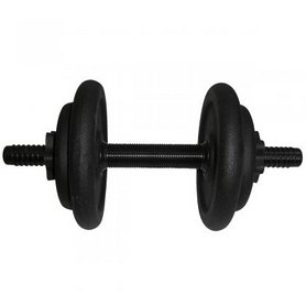 Гантель наборная стальная Newt, 8,5 кг