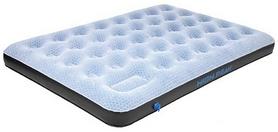 Матрас надувной двуспальный High Peak Comfort Plus Double Grey