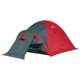 Палатка трехместная Ferrino Aral 3 (4000) Red/Gray