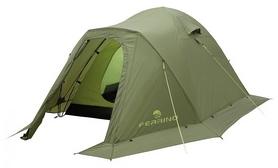 Палатка трехместная Ferrino Tenere 3 Green 923821