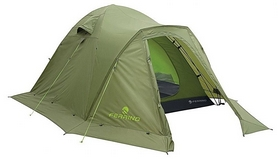 Палатка четырехместная Ferrino Tenere 4 Green 923822