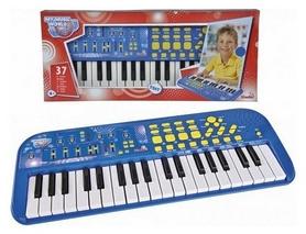 """Инструмент музыкальный Simba Toys """"Электросинтезатор"""" (37 клавиш, 7 ритмов)"""