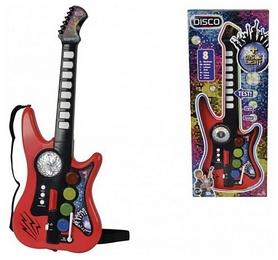 """Инструмент музыкальный Simba Toys """"Диско. Гитара"""""""