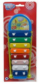 "Ксилофон Simba Toys ""Веселые ноты"" 683 4043"