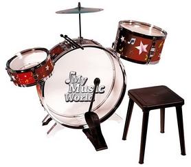 Установка барабанная Simba Toys 683 9858
