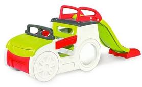 """Центр игровой Smoby Toys """"Автомобиль приключений"""" с горкой и багажником 840200"""