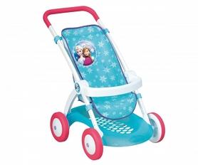 Коляска прогулочная для куклы Smoby Toys Frozen с корзиной для покупок