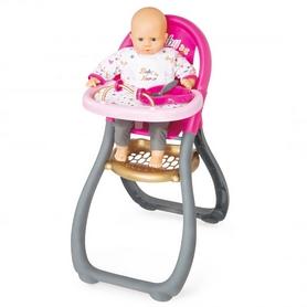 Стульчик для кормления куклы Smoby Toys Baby Nurse