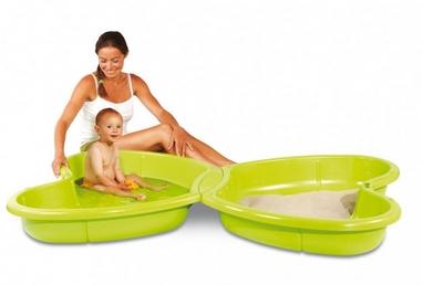 Песочница-бассейн Smoby Toys с подводом для воды