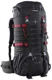 Рюкзак туристический Caribee Pulse Black, 65 л