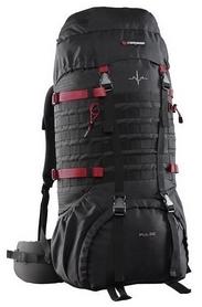 Рюкзак туристический Caribee Pulse Black, 80 л