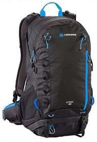 Рюкзак туристический Caribee X-Trek Black/Ice Blue, 40 л
