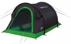 Палатка двухместная High Peak Stella 2 (Black/Green)